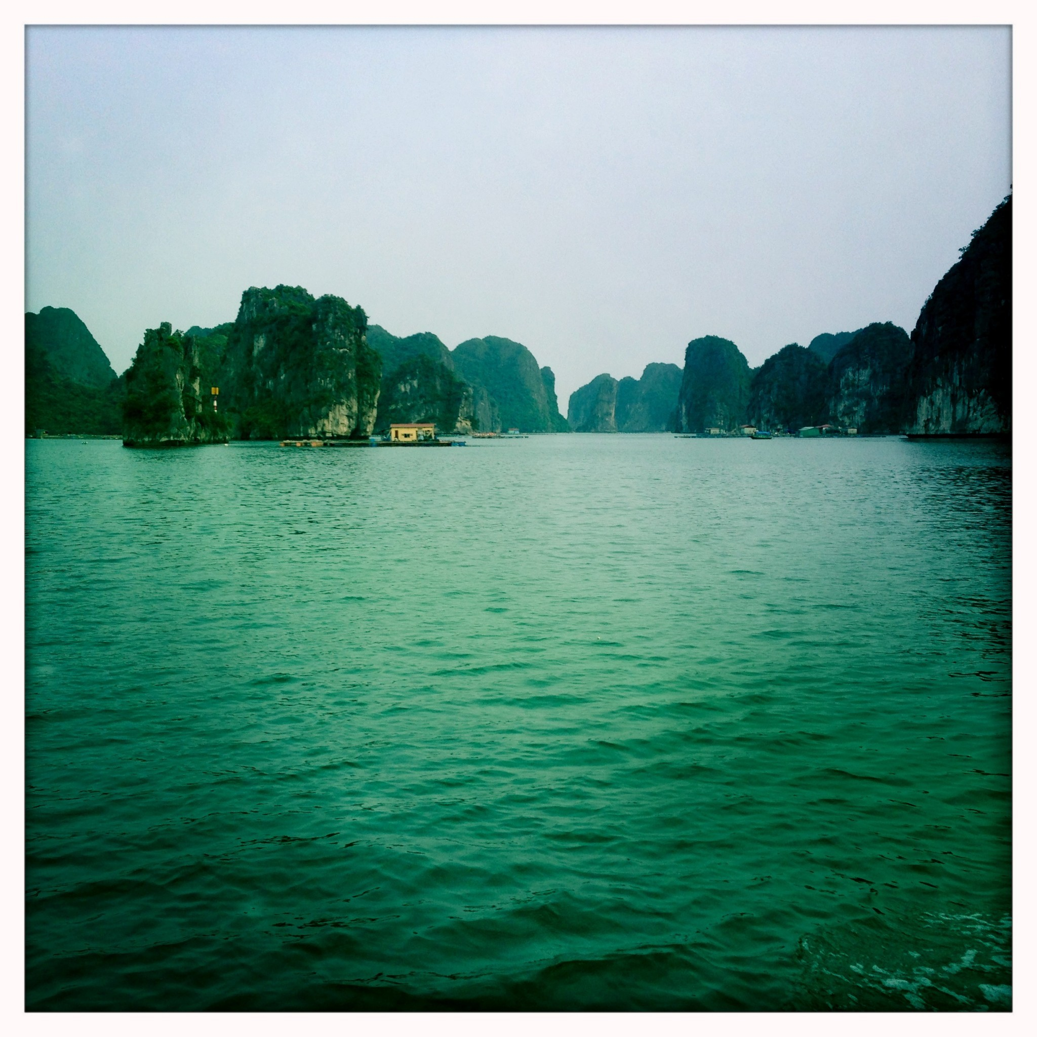 Long wondering about the Ha Long wonder