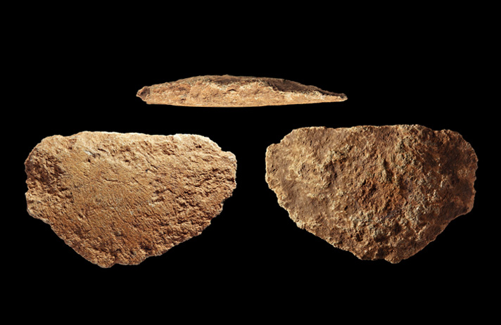 World's oldest stone artefact of its type